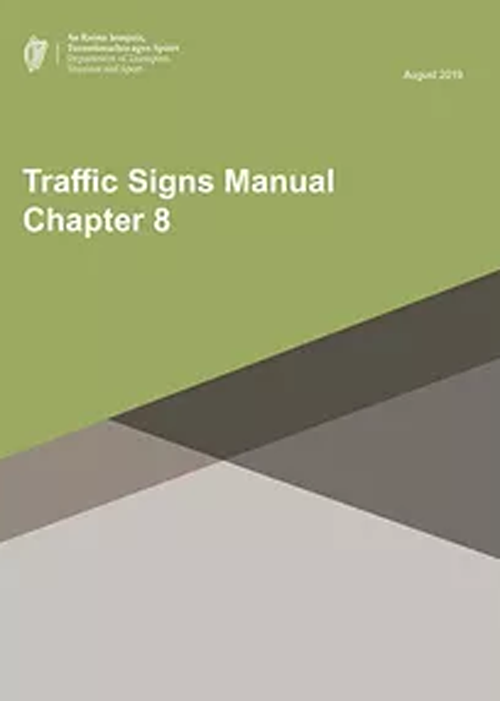 Traffic Signs Manual Chapter 8